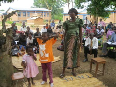 Closing ceremony Bandawe 2011