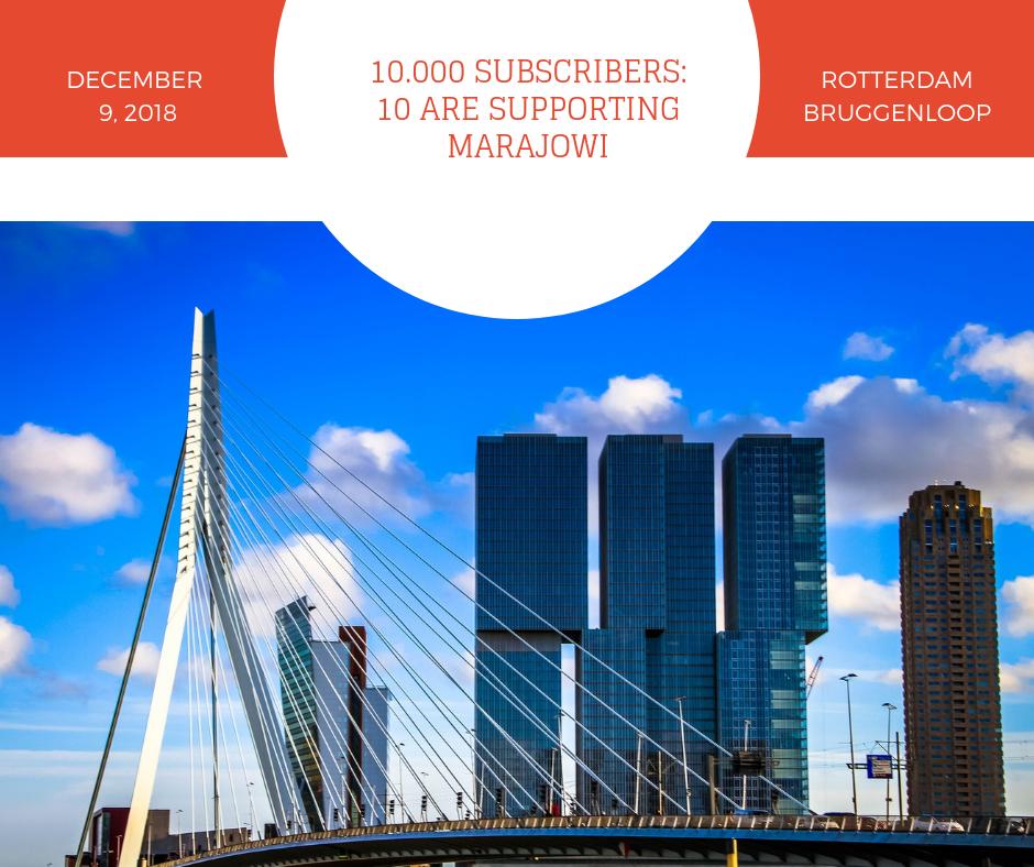 Ten runners for Rotterdam