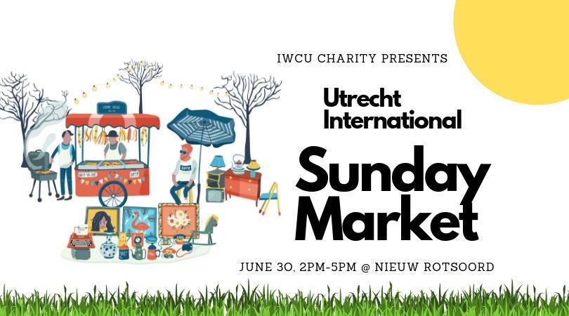 IWCU sunday market